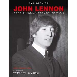 DVD Book of John Lennon Special Anniversary Edition