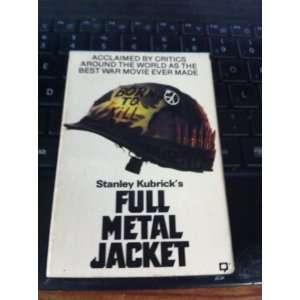 Video 8 Movie FULL METAL JACKET (VIDEO 8)