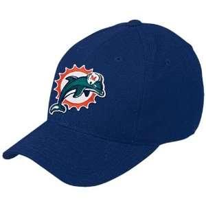 Miami Dolphins  Navy  BL Adjustable Hat