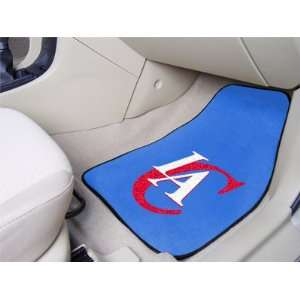 NBA Los Angeles Clippers 2 Piece Cromo Jet Printed Floor Car