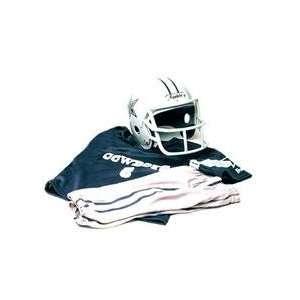 Youth NFL Team Helmet and Uniform Set (Small)