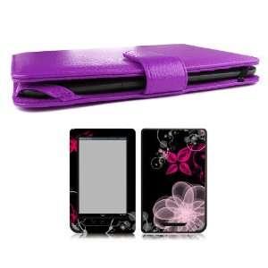Nook Color Nook Tablet Genuine Leather Case Cover