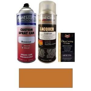 12.5 Oz. Orange Mist Metallic Spray Can Paint Kit for 1982