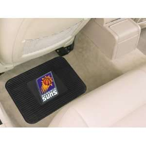 Suns NBA Heavy Duty Vinyl Car Floor Mat (1 Rear)