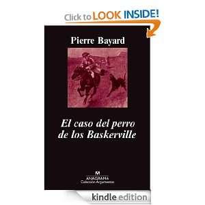 El caso del perro de los Baskerville (Argumentos) (Spanish Edition