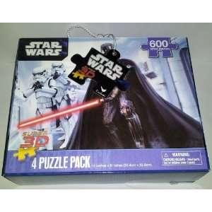 Star Wars 600 Piece Super 3D Puzzle Toys & Games