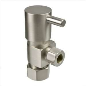 Mountain Plumbing Lever Handle Angle Valve with 1/2 Compression Inlet