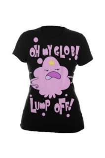 Adventure Time Lumpy Space Princess Oh My Glob Girls T