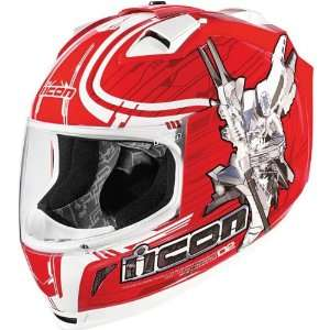 Icon Sha_Do Mens Domain 2 Street Racing Motorcycle Helmet