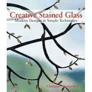 Creative Stained Glass Modern Designs & Simple Techniques