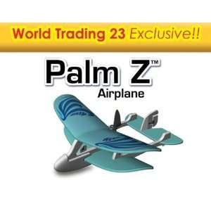 85659IR BLU 23 Palm Z Remote Controlled Airplane   Blue Toys & Games