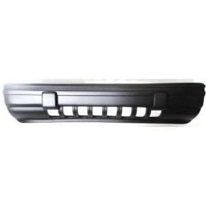 Grand Cherokee Primed Black Replacement Front Bumper Cover Automotive