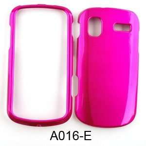 COVER CASE FOR SAMSUNG FOCUS I917 HOT PINK Cell Phones & Accessories
