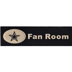 Fan Creations Dallas Cowboys Fan Room Sign Sports
