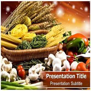 PowerPoint Template   Carbohydrates PowerPoint (PPT) Background Slides