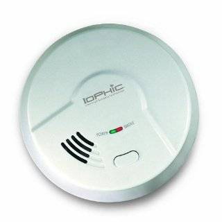 Volt Battery Operated M Series Smoke/Fire Alarm with Ionization Sensor