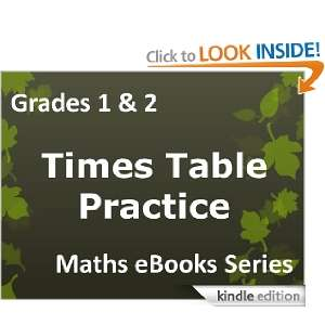 Elementary School Grades 1 & 2 Maths Times Table Practice   Ages 6 8