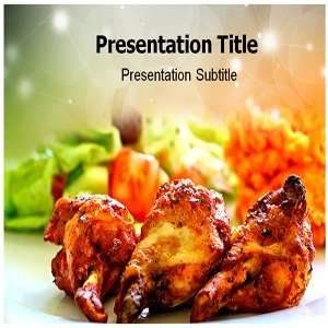 Chicken Powerpoint Template   Chicken Backgrounds for powerpoint (PPT