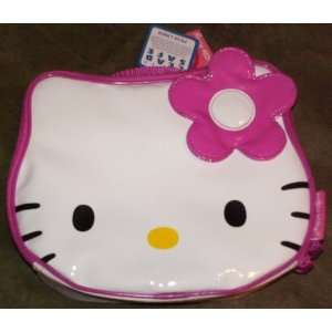 Hello Kitty Flower Bow Insulated Lunch Bag
