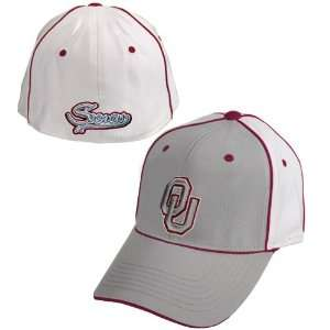 Top of the World Oklahoma Sooners Nickel D 1Fit Hat