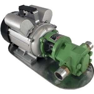 Gear Oil Pump 110v 450w 1/2 HP 8 gpm WCB30 WVO Fuel Transfer biodiesel
