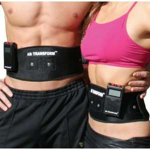 As Seen On TV: Ab Transformer   Electro Stimulation belt to look