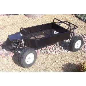 Baja Wagon   Black  Toys & Games