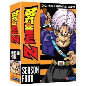 Dragon Ball Z: Season Four (Garlic Jr., Trunks, and
