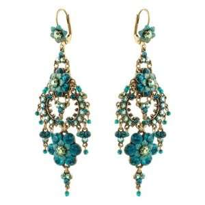 Turquoise and Green Swarovski Crystals; Vintage Style   Special
