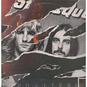 LIVE LP (VINYL) UK VERTIGO 1977 STATUS QUO Music