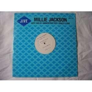 JACKSON Hot Wild Unrestricted Crazy Love 12 Millie Jackson Music