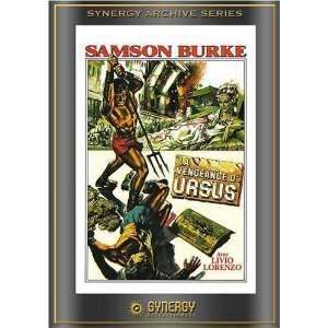 The Vengeance Of Ursus: Samson Burke; Wandisa Guida; Livio