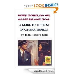 Mystery, Suspense, Film Noir and Detective Movies on DVD : A Guide to