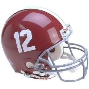 Alabama Crimson Tide Riddell Professional Helmet  Sports