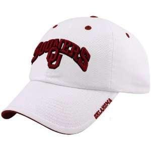 Oklahoma Sooners White Frat Boy Hat