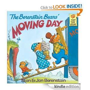 The Berenstain Bears Moving Day (First Time Books(R)) Jan Berenstain