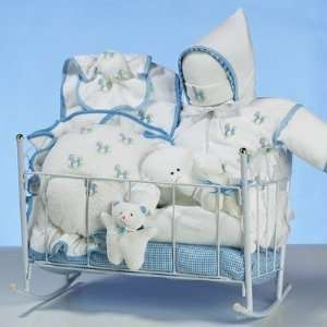Baby Rock A Bye Cradle for Boy Baby