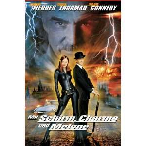 The Avengers [VHS] (1998)