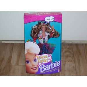 Blonde Teen Talk Barbie Doll Toys & Games