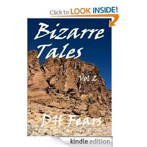 Bizarre Tales Vol. 2: David H Fears:  Kindle Store
