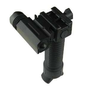 Military Law Enforcement 150 Lumens QD Weapon Flash Light + Steel