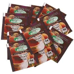 Dils Royal Tea, Peach Tea, 1000 Count Tea Bags  Grocery