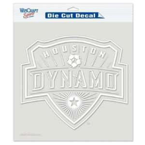 Houston Dynamo Die Cut Decal Package