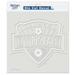 Houston Dynamo Die Cut Decal Package