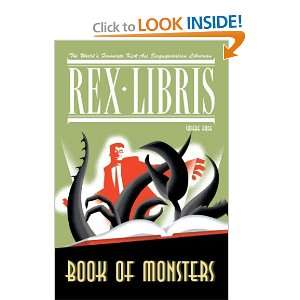 Rex Libris, Volume 2 Book of Monsters[ REX LIBRIS, VOLUME
