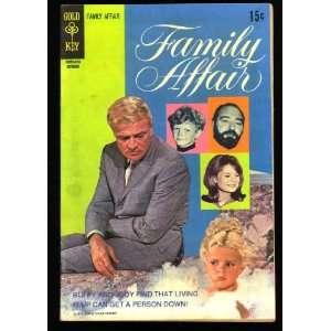 Family Affair (Gold Key Comic #4) October 1970