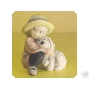 Kim Anderson Pretty As A Picture Stuffed Dog 375926