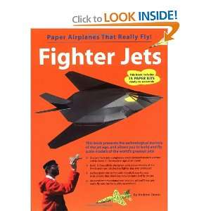 Fighter Jets (Paper Airplanes That Really Fly) [Paperback]