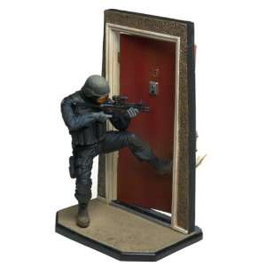 Dusty Trail Series 1 S.W.A.T Point Man (SWAT) Action Figure Police cop