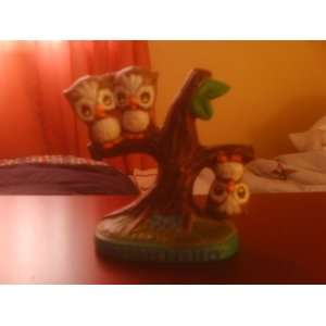 NOBODYS PERFECT THREE LITTLE OWLS ON A TREE TWO SETTING UP RIGHT AND
